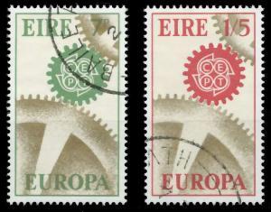 IRLAND 1967 Nr 192-193 gestempelt 9C849E
