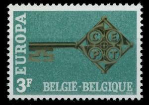 BELGIEN 1968 Nr 1511 postfrisch 9D1652