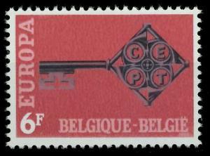BELGIEN 1968 Nr 1512 postfrisch 9D1656
