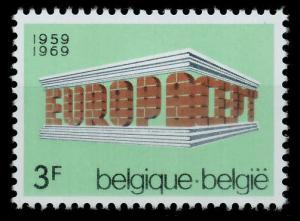 BELGIEN 1969 Nr 1546 postfrisch SA5E6EE