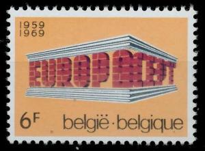 BELGIEN 1969 Nr 1547 postfrisch SA5E6F2