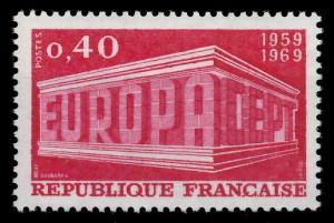 FRANKREICH 1969 Nr 1665 postfrisch SA5E76A