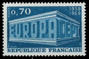 FRANKREICH 1969 Nr 1666 postfrisch SA5E776