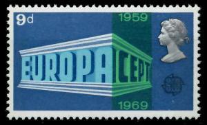 GROSSBRITANNIEN 1969 Nr 512 postfrisch SA5E7FA