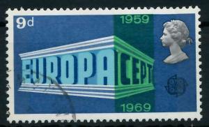 GROSSBRITANNIEN 1969 Nr 512 gestempelt 9D1A7E