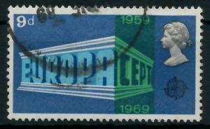 GROSSBRITANNIEN 1969 Nr 512 gestempelt 9D1A82