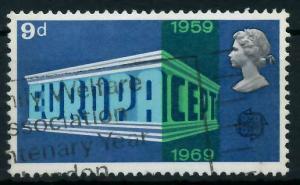 GROSSBRITANNIEN 1969 Nr 512 gestempelt 9D1A86