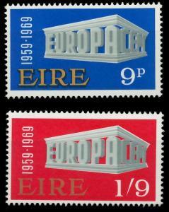 IRLAND 1969 Nr 230-231 postfrisch 9D1A8A