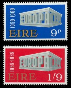 IRLAND 1969 Nr 230-231 postfrisch 9D1A8E