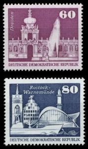 DDR 1974 Nr 1919-1920 postfrisch S09574A