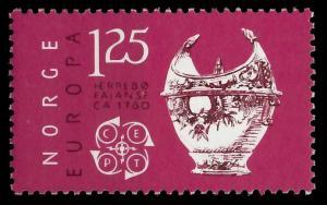 NORWEGEN 1976 Nr 724 postfrisch 04575A