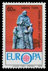 TÜRKISCH-ZYPERN 1976 Nr 27 postfrisch 04AF8A