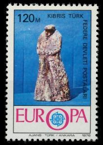 TÜRKISCH-ZYPERN 1976 Nr 28 postfrisch 04AF92