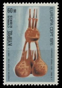 ZYPERN 1976 Nr 436 postfrisch 04AFA2