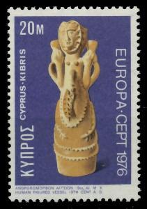 ZYPERN 1976 Nr 435 postfrisch 04AFAA