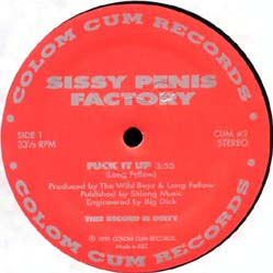 12inch - Sissy Penis Factory Fuck It Up
