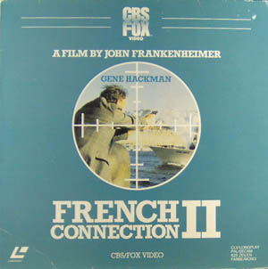 Laserdisc - Laserdisc Movie Pal - Secam French Connection 2