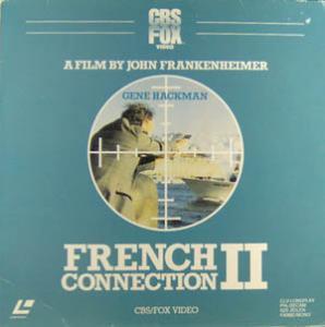 Laserdisc - Laserdisc Movie Pal - Secam French Connection 2