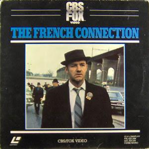 Laserdisc - Laserdisc Movie Pal - Secam French Connection