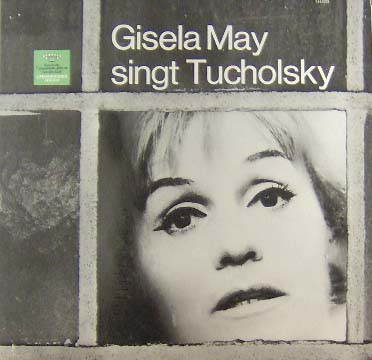 LP - May, Gisela Singt Tucholsky