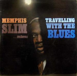 LP - Memphis Slim Travelling With The Blues