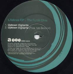 12inch - Funki Chile Lifelines EP