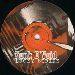 12inch - Funk D'Void Lucky Strike