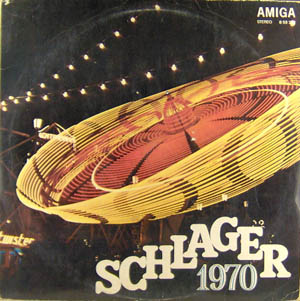LP - Various Artists Schlager 1970