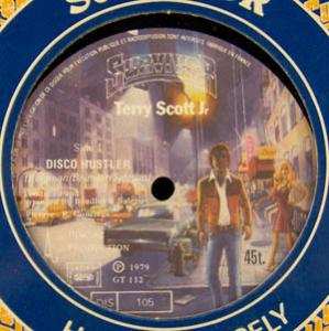 12inch - Terry Scott Jr Disco Hustler / Tax Exiles