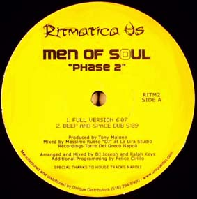 12inch - Men Of Soul Phase 2