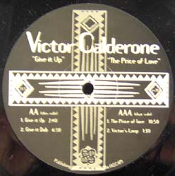 12inch - Calderone, Victor Give It Up