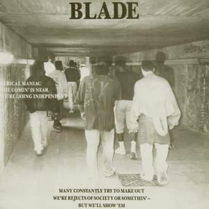 12inch - Blade Lyrical Maniac EP