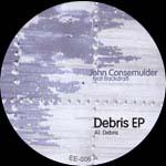 12inch - Consemulder, John Debris EP