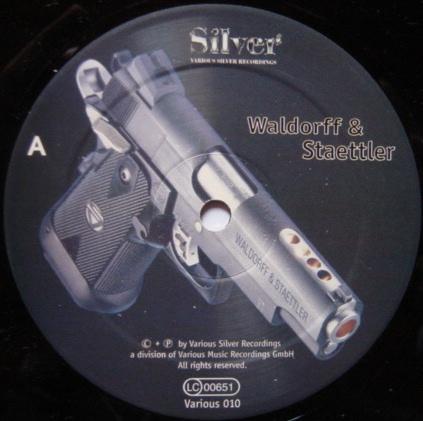 7inch - Waldorff & Staettler One / Two
