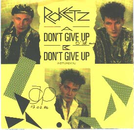 12inch - Roketz Don't Give Up