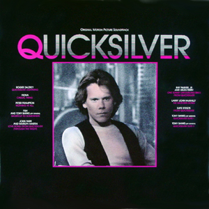 LP - Soundtrack Quicksilver