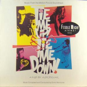 LP - Soundtrack Tie Me Up! Tie Me Down