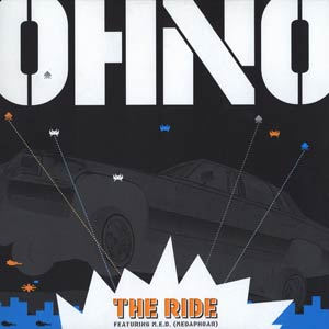12inch - Oh No The Ride / Stomp That