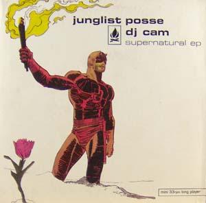 7inch - Junglist Posse & DJ CAM Supernatural EP