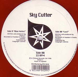 10inch - Skycutter Blue Notes / Lost