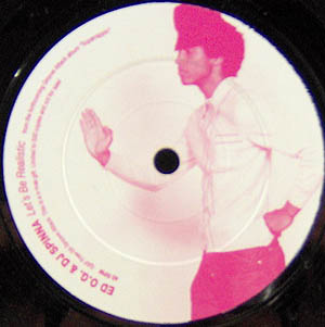 7inch - Ed O.G / Samboa Superrappin' Bonus 7inch