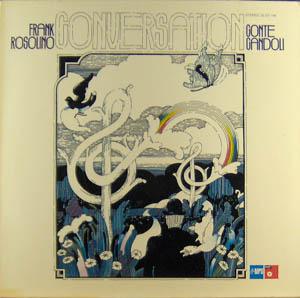 LP - Rosolino, Frank / Candoli, Conte Conversation