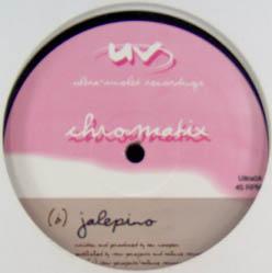 12inch - Chromatix Tommy Gun / Jalepino