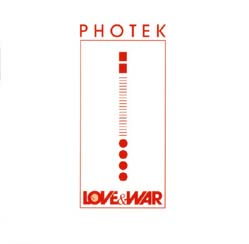 CD:single - Photek Love & War - promo