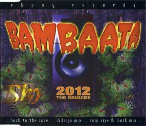 CD:Single - Shy FX Bambaata - 2012 The Remixes