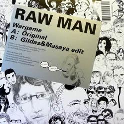 12inch - Raw Man Wargame