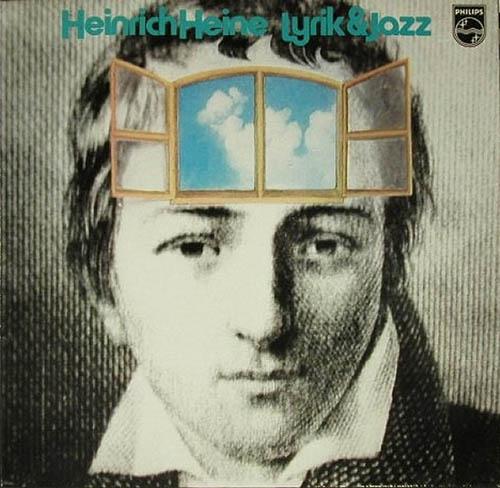 LP - Attila Zoller Quartett Heinrich Heine Lyrik & Jazz