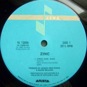12inch - Zinc Street Level