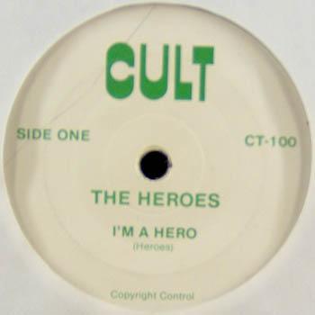 7inch - Cult Hero Cult Hero