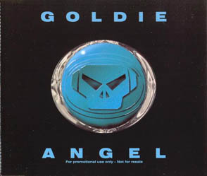 CD:Single - Goldie Angel